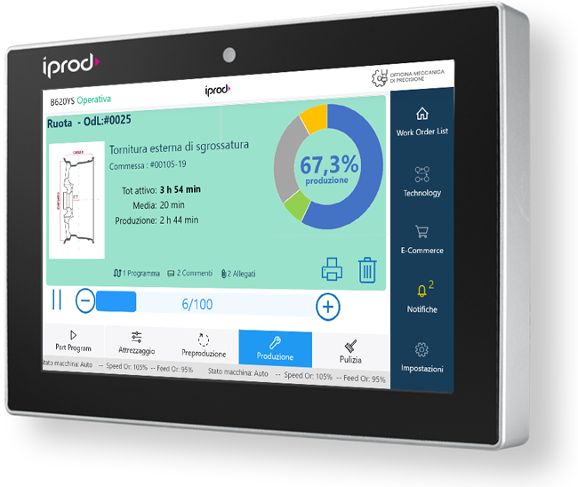 industrial iot tablet iprod advantech app mop mes